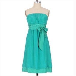 Anthropologie Moulinette Soeurs Silk Dress